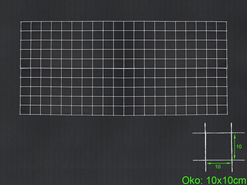 Gabiónová sieť 200x100 cm, oko 10x10