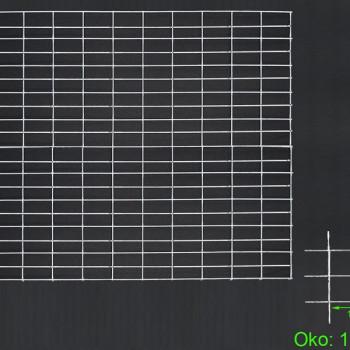 Gabiónová sieť 100x100 cm, oko 10x5 H