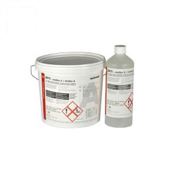 Litá stěrka TopStone EP11 RAL (balení 1kg)
