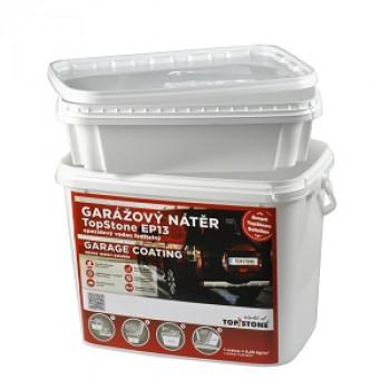 Garážový náter TopStone EP13 RAL 7001 (6kg balenie)