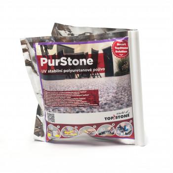 PurStone - Dvousložkové polyuretanové pojivo s výbornou UV stabilitou.