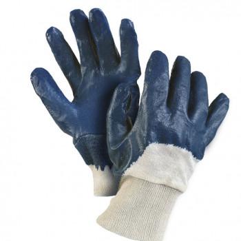Rukavice BA+NITRIL modré