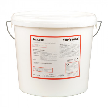 Top Lock - špeciálna pasta pre uzavretie štruktúry povrchu TopStone
