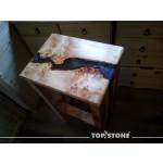 Číry tvrdý lak TopStone EP22 Crystal Hard